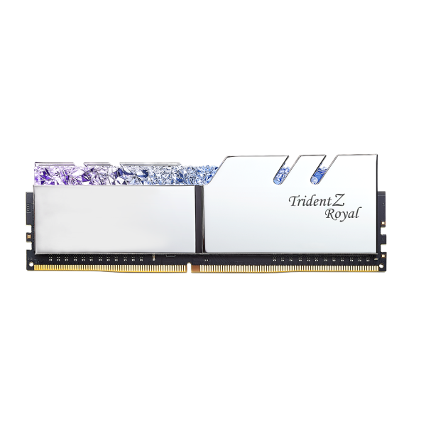 Модуль памяти 16gb G.Skill Trident Z Royal Silver 3600 МГц