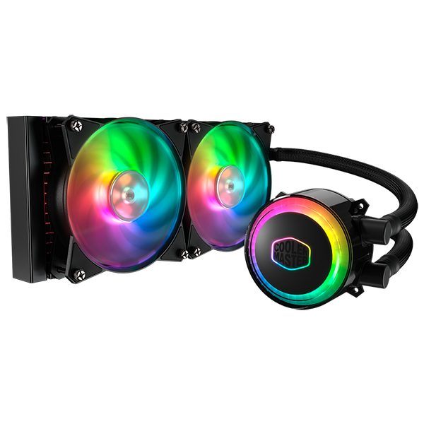 Система охлаждения Cooler Master MasterLiquid ML240R RGB