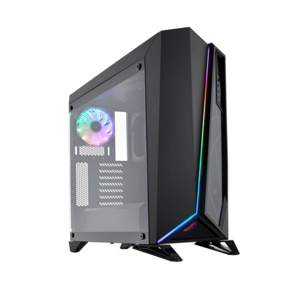 Корпус Corsair Carbide Series SPEC-OMEGA RGB black