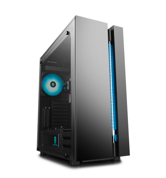 Корпус Deepcool New Ark 90se Black