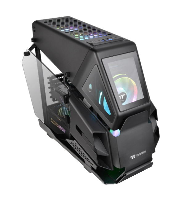 Корпус Thermaltake AH T200 Black
