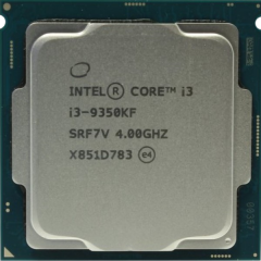 Процессор Intel Core i3-9350KF