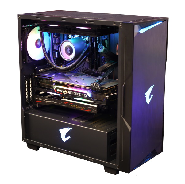 aorus profile c300 glass